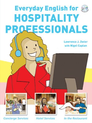 cover image of Everyday English for Hospitality Professionals