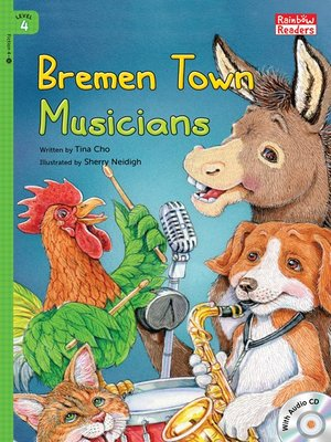 cover image of Bremen Town Musicians