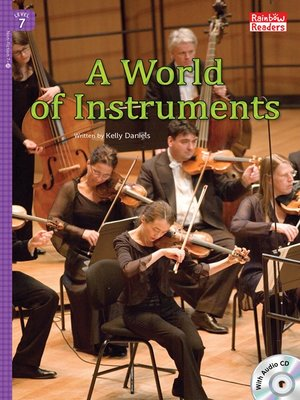 cover image of A World of Instruments