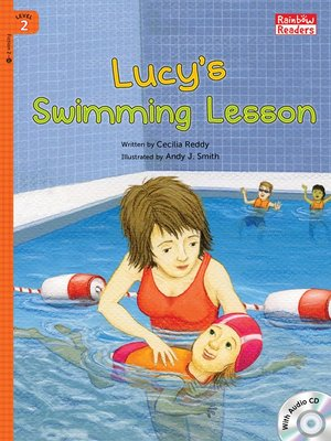 cover image of Lucy's Swimming Lesson