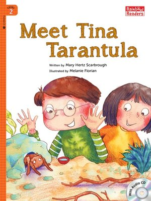 cover image of Meet Tina Tarantula
