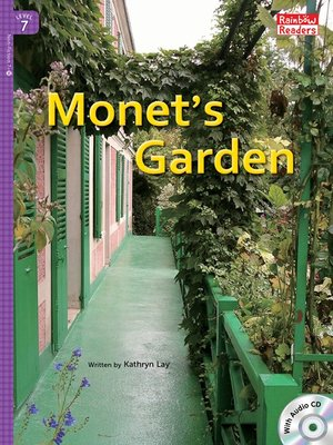 cover image of Monet's Garden