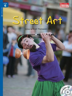 cover image of Street Art