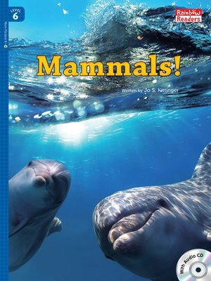 cover image of Mammals!
