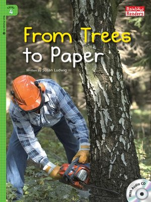 cover image of From Trees to Paper