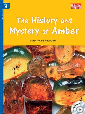 cover image of The History and Mystery of Amber
