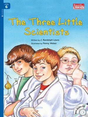 cover image of The Three Little Scientists
