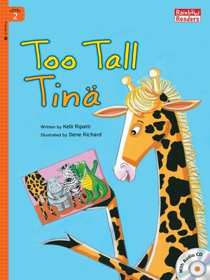 cover image of Too Tall Tina