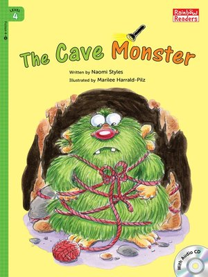 cover image of The Cave Monster
