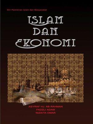 cover image of Islam dan Ekonomi