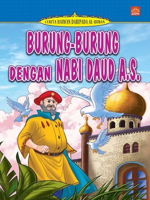 cover image of Burung-Burung Dengan Nabi Daud a.s.