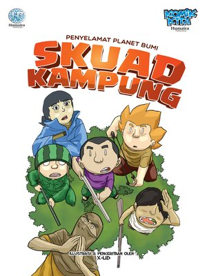 cover image of Skuad Kampung