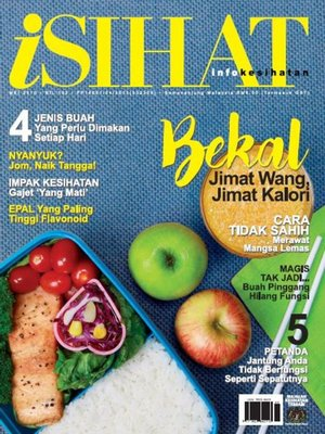 cover image of iSihat, Mei 2016