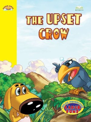 cover image of The Upset Crow