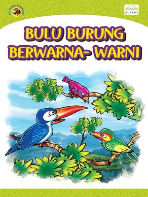 cover image of Bulu Burung Berwarna-Warni