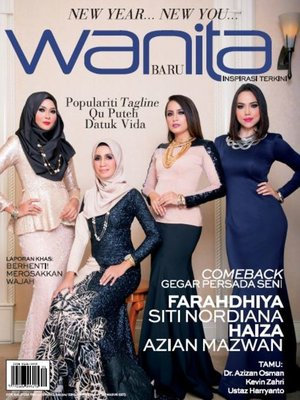 cover image of Wanita, Januari 2016