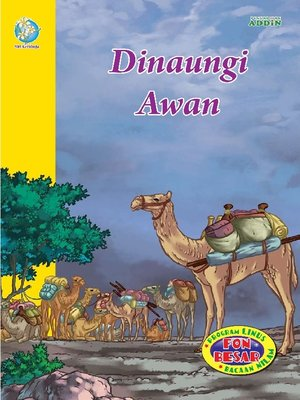 cover image of Dinaungi Awan