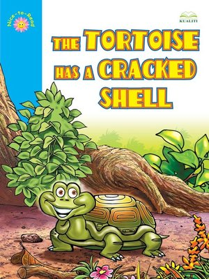 cover image of The Tortoise Has Cracked Shell