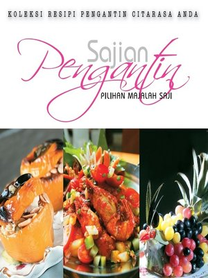 cover image of Sajian Pengantin