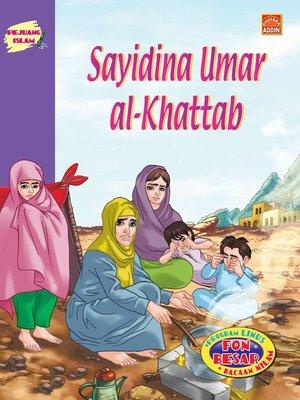 cover image of Sayidina Umar Al-Khattab