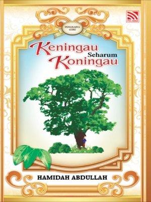 cover image of Keningau Seharum Koningau