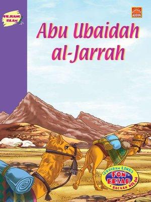 cover image of Abu Ubaidah Al-Jarrah