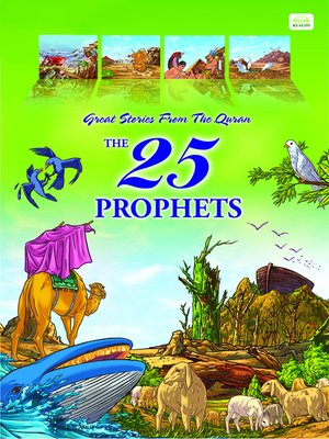 cover image of The 25 Prophets