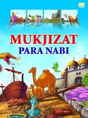 cover image of Mukjizat