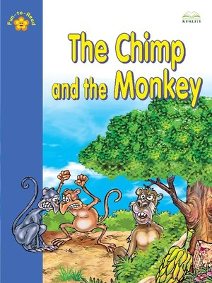 cover image of The Chimp And The Monkey