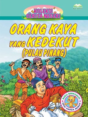 cover image of Orang Kaya Yang Kedekut (Pulau Pinang)