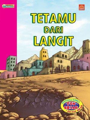 cover image of Tetamu Dari Langit