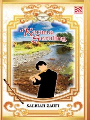 cover image of Kerana Seruling