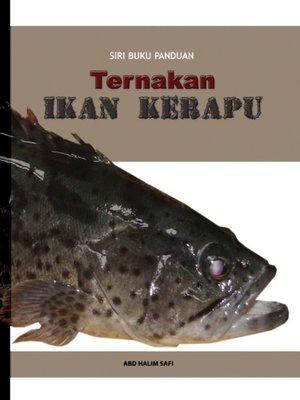 cover image of Ternakan Ikan Kerapu