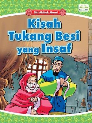 cover image of Kisah Tukang Besi Yang Insaf