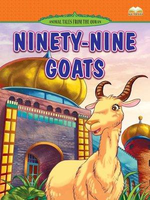 cover image of Ninety-nine Goats