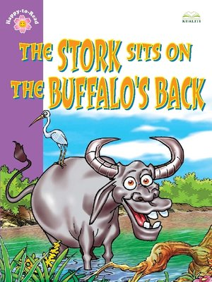 cover image of TheStork Sits On The Buffalo's Back