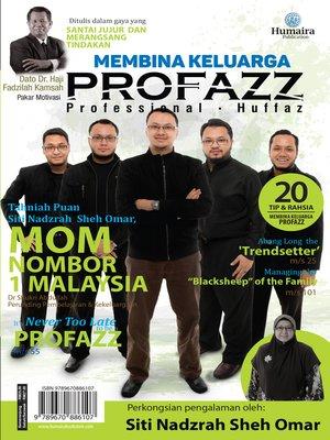 cover image of Membina Keluarga Profazz