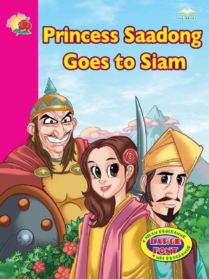 cover image of Princess Saadong goes to Siam