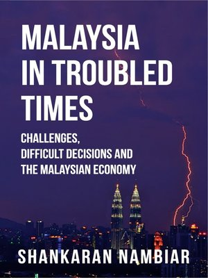 cover image of Malaysia in Troubled Times