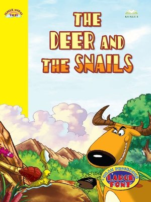 cover image of The Deer And The Snails