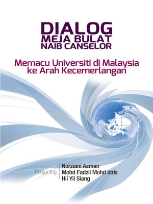 cover image of Dialog Meja Bulat Naib Canselor