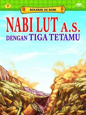 cover image of NabiLuta.s.denganTigaTetamu
