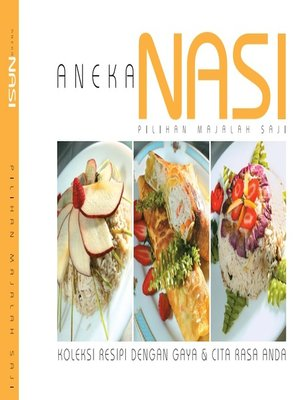 cover image of Aneka Nasi