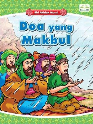 cover image of Doa Yang Makbul