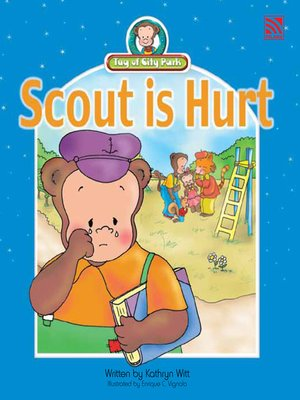 cover image of Scout is Hurt