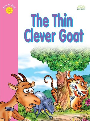 cover image of The Thin Clever Goat
