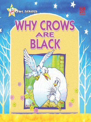 cover image of Why Crows Are Black