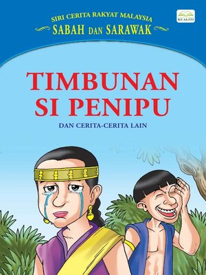 cover image of Timbunan Si Penipu