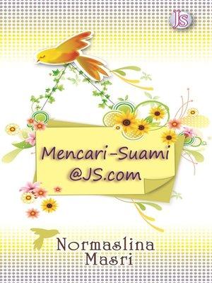 cover image of Mencari Suami@js.com