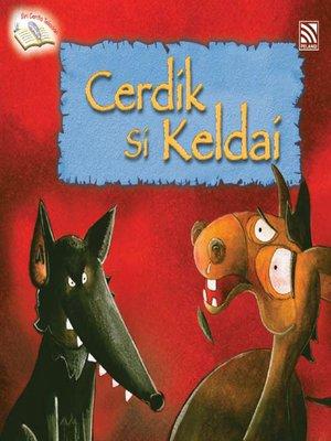 cover image of Cerdik Si Keldai